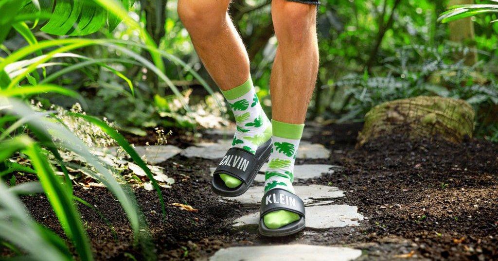 Novinkou jsou ponožky